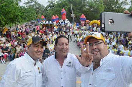 Jorge Valdez confirma compromiso con educación de tamaulipecos