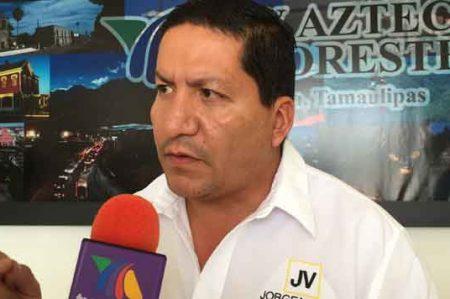Fondo para desastres en Tamaulipas: Jorge Valdez