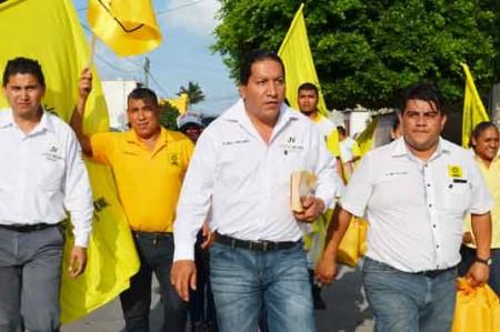 Jorge Valdez apoyará a artistas y deportistas tamaulipecos