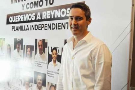 'JR' gana tres de cinco casillas en Las Granjas