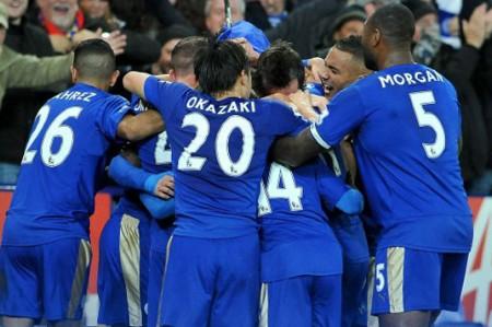 Leicester City, campeón de la Liga Premier
