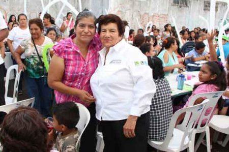 'Nuestro gobierno trabajará de la mano con la sociedad': Magda Peraza