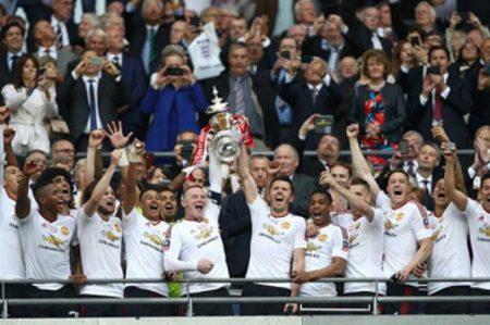 El ManU vence 2-1 al Crystal Palace y es campeón de la Copa FA