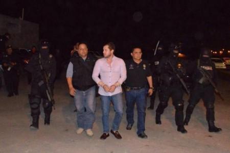 En un café de Torreón detienen a 'Porky'; lo ingresan a penal