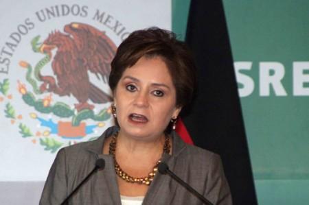 ONU nomina a excanciller mexicana para foro sobre cambio climático