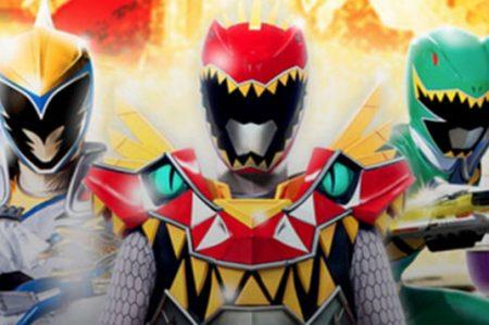 Productora desea hacer saga de películas de los 'Power Rangers'