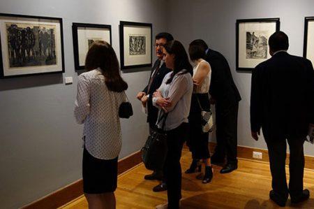 Obras de Rivera, Orozco, Siqueiros y Tamayo adornan Washington
