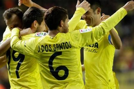 Villarreal y 'Jona' dos Santos van por pase a final de Europa League