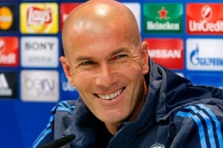 Zidane espera un partido sufrido ante Manchester City en Champions