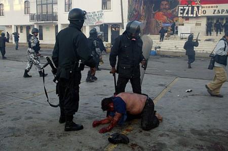 Se cumplen 10 años de tragedia en Atenco