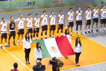 Voleibolistas mexicanos inician pelea por pase a Río 2016 ante Argelia