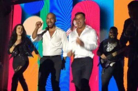 Ricky Martin recuerda su época en Menudo