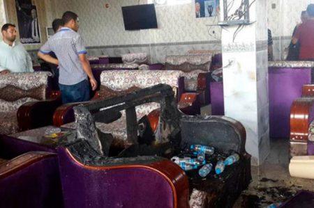 Atentado en peña del Real Madrid en Irak deja 16 muertos
