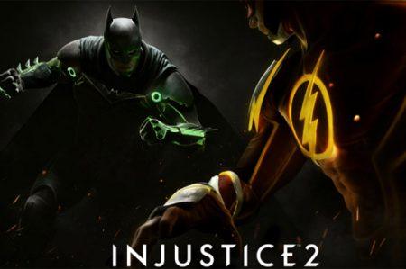 Anuncian lanzamiento de Injustice 2