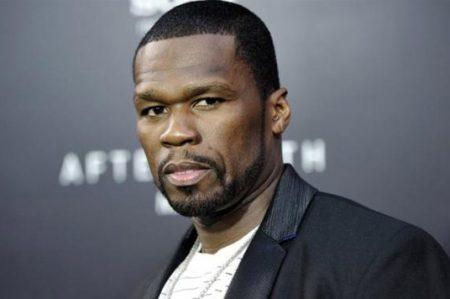 Arrestan a rapero 50 Cent por decir grosería
