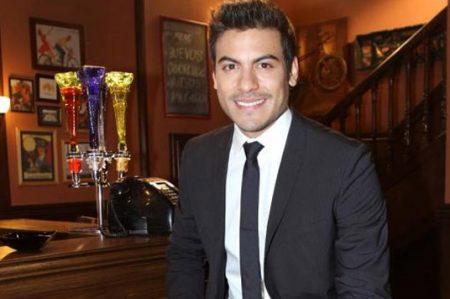 Carlos Rivera confiesa famoso amor platónico