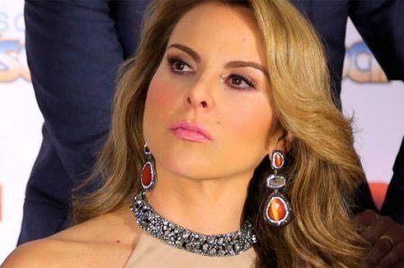 A Kate del Castillo le repugnan festejos de San Valentín