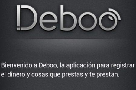 DEBOO, aplicación móvil para mejorar las finanzas personales