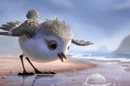 Devela Pixar nuevas imágenes del cortometraje 'Piper'