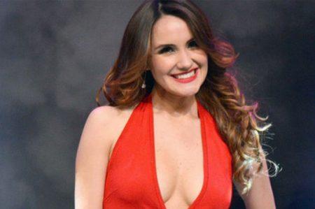 Dulce María compone temas para su tercer disco como solista