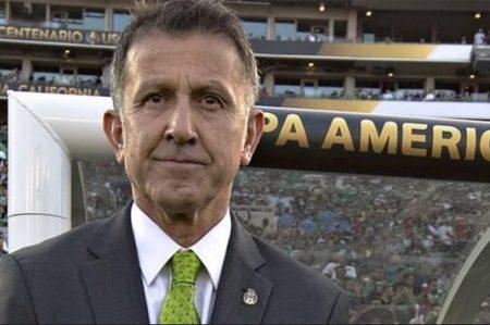 Juan Carlos Osorio presenciará partido del Tri Olímpico