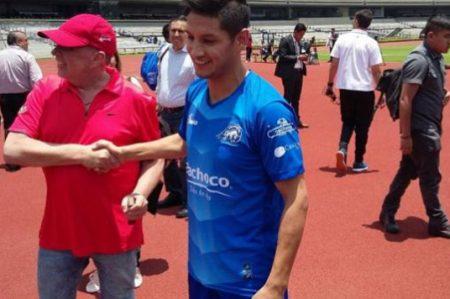 El Tri, formado por 'amigos' del técnico: Ángel Reyna