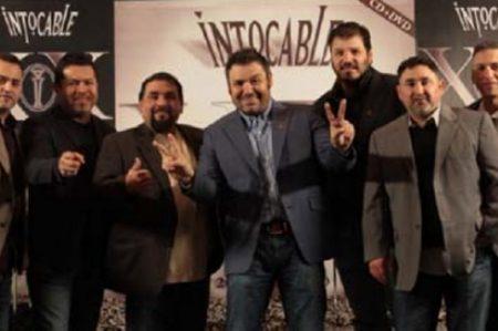 Intocable presenta su nuevo disco