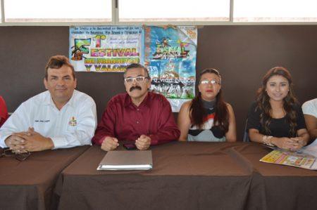 Realizarán Festival de Valores en Parque Cultural