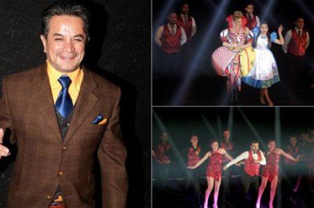 Freddy Ortega, padrino de 'Broadway por amor'