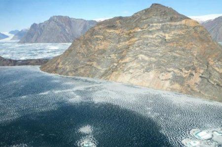 ¿Groenlandia está desapareciendo?