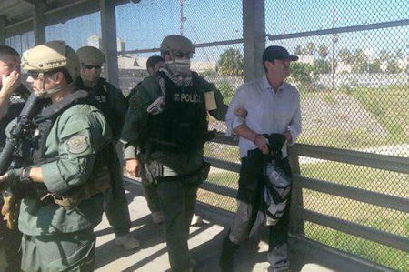 Ya está en México 'El Güero' Palma; lo entregó gobierno de EU