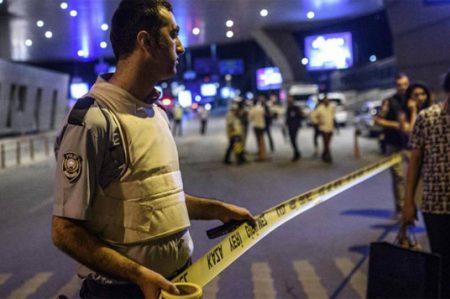 Llega a 31 número de decesos por atentado en Turquía