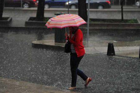 Provocarán más lluvias en México dos fenómenos meteorológicos
