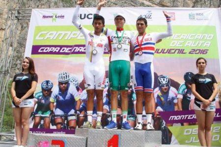 México gana tres medallas en Panamericano Juvenil en Monterrey