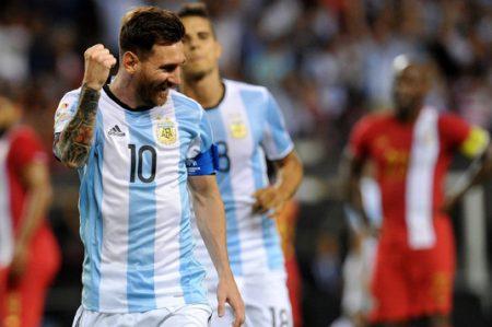 Messi mostró incomodidad por marcaje personal contra Bolivia