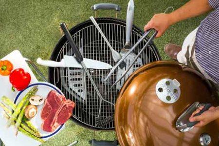 Arma tu grill