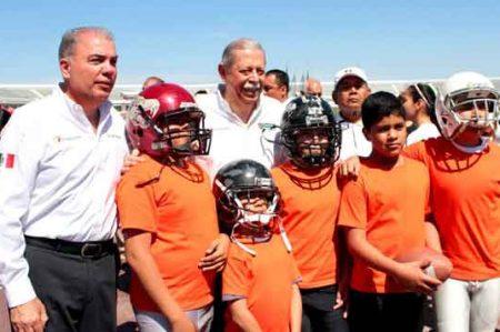Impulsan a atletas en Reynosa por medio de Unidad Deportiva