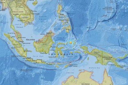 Sismo de 6.3 sacude costa de Indonesia
