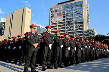 Policía bancaria lista para aplicar Sistema de Justicia Penal