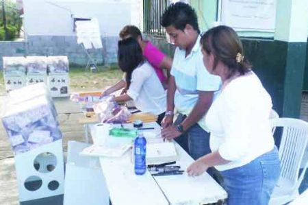 En Tampico… el que votó, votó