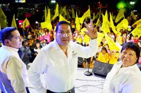 Histórica votación para el PRD en Tamaulipas: Jorge Valdez