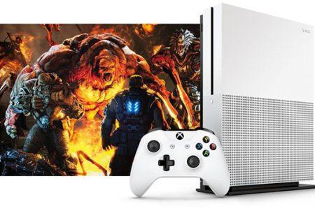 Microsoft lanza nueva consola 'Xbox One S'