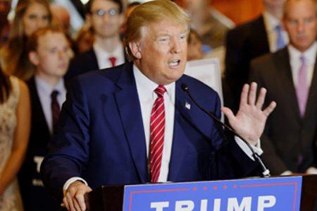 Trump insiste en que se planea fraude en su contra