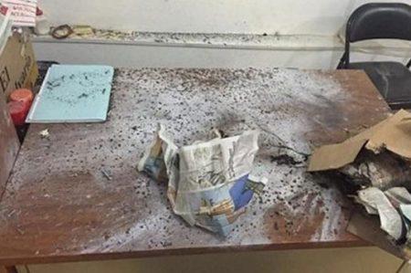 Paquete explosivo causa quemaduras a edil de Mixtepec