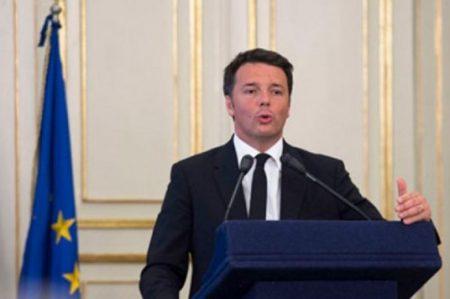 Primer ministro italiano asegura que UE garantizará estabilidad