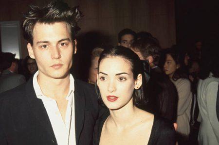 'Johnny Depp jamás fue agresivo conmigo', dice Winona Ryder
