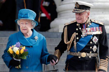 Duque de Edimburgo de 95 años, el rey consorte más longevo