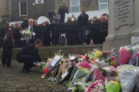 Políticos británicos condenan asesinato de diputada laborista