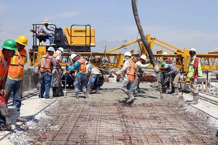 Puente Los Ángeles-Nogalar, con 80 por ciento de avance