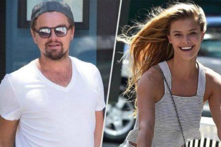 Asegura revista de EU que DiCaprio sale con otra modelo
